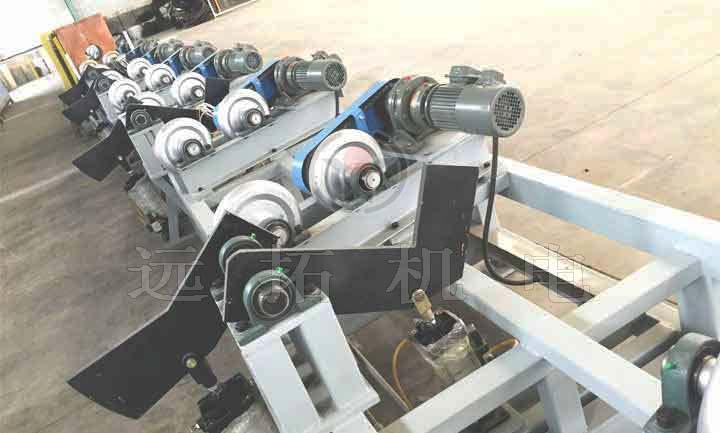 钢管焊缝退火设备